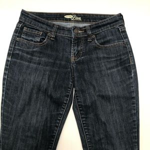 Junior's Old Navy Skinny Diva Denim Jeans Size 0
